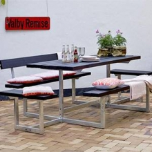 Plus Basic bord-bænkesæt