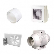 Duka ventilatorer