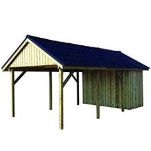Carporte og terrasseoverdækninger