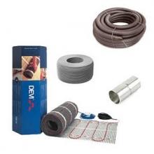 Lednings, kabel og rørmateriel