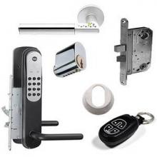 Ruko cylinder/ låse/ dørgreb
