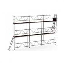 Højmoderne Jumbo stillads | Mange varianter & størrelser → BygMax.dk QB-14
