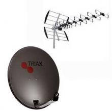 Antenner og paraboler