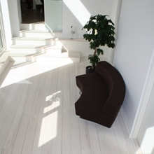 Dansk Ask Select hvid