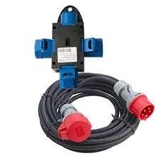 CEE kabelsæt & materiel