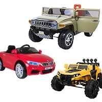 El biler til børn
