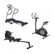 Fitnessmaskiner