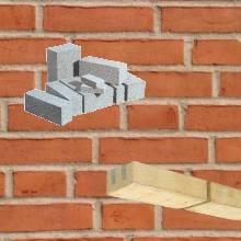 Mursten og blokke