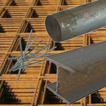 Armeringsnet og stål