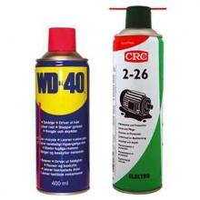 Spray og smøremidler