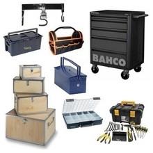 Værkstedsudstyr / værktøjskasser