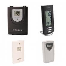 Vejrstationer/ termometre