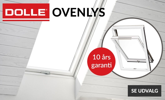 Dolle ovenlys
